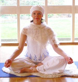 Anna Ranprem, Anna Browne, Kundalini Yoga, South East London