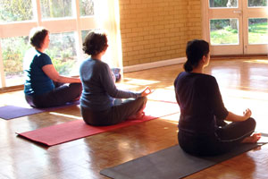 Kundalini Yoga meditation with Anna Ranprem, London